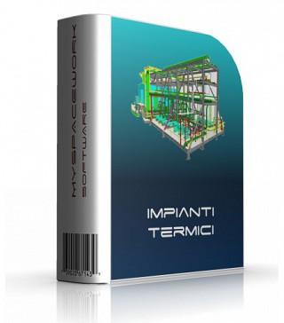 Programma di progettazione di impianti termici for Programma progettazione