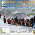 Sicuri con la neve 2014 (Monte Pratello - Rivisondoli, AQ)